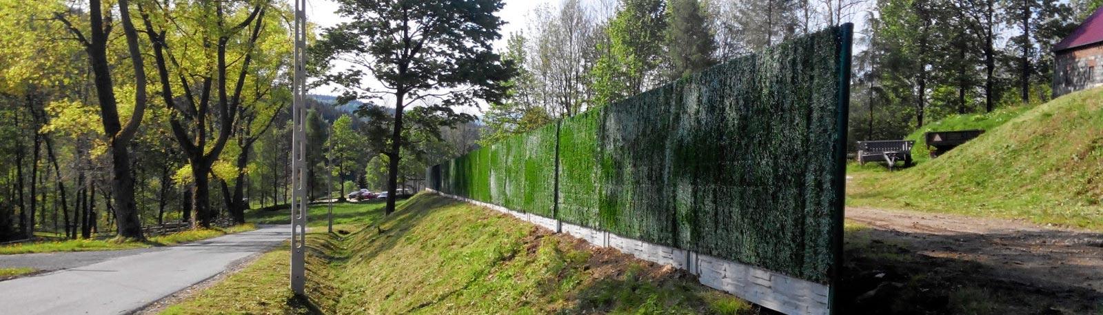Montaż ogrodzenia dla belgijskiej szkoły w Genk