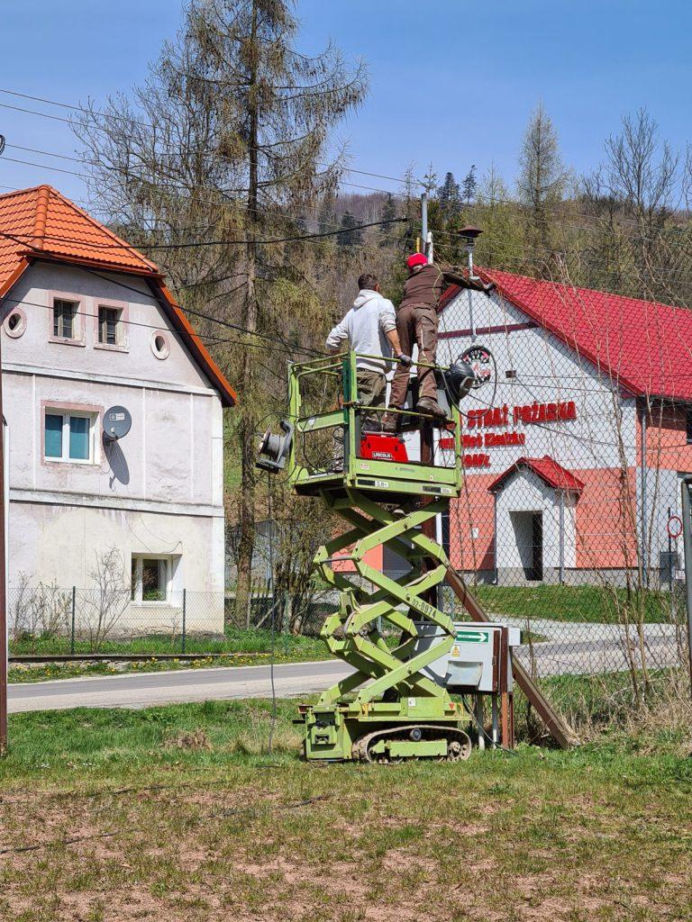 Montaż ogrodzenia z siatki Nowa Wieś Kłodzka